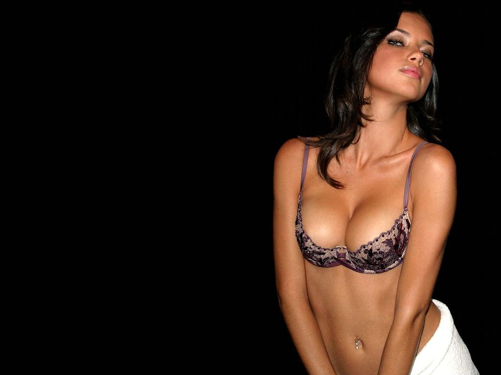 Adriana Lima Wallpaper ~ Fashion For Style