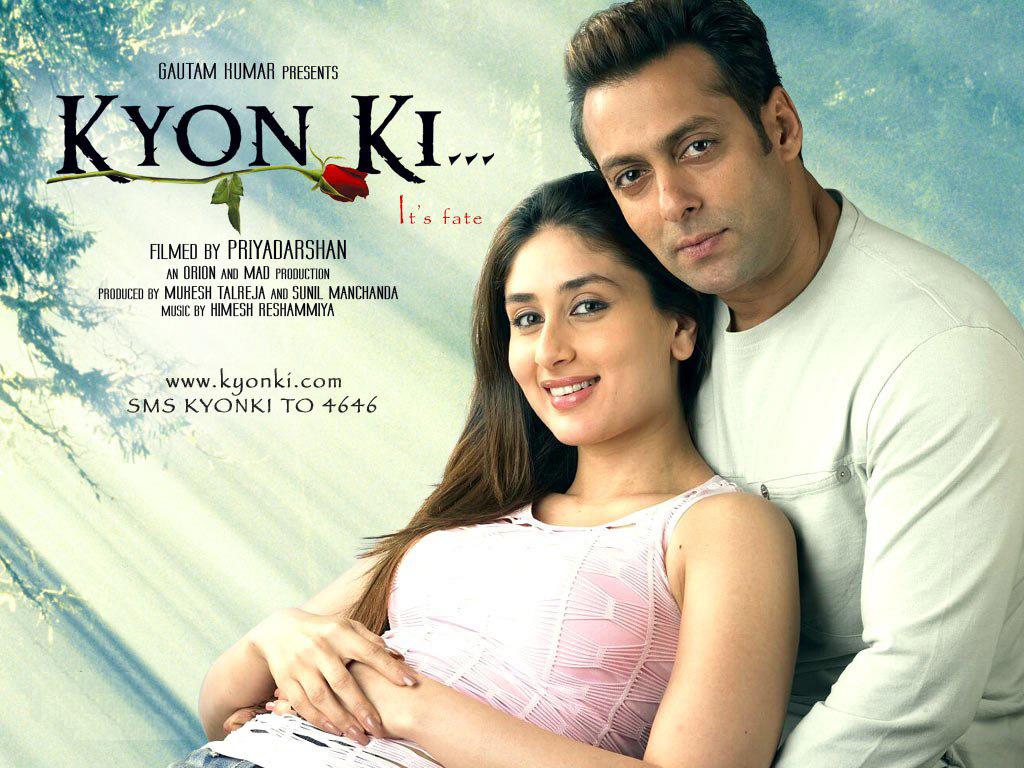 ... at a glance indian movies wallpapers indian movie kyon ki wallpaper