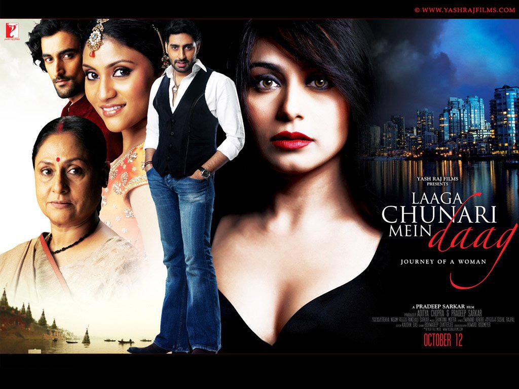 Here is the movie laga chunari mein daag